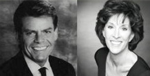 Les Brown Jr. and Deana Martin