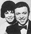 WFEA owner Steve Lawrence with wife Eydie Gorme