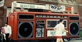 WFEA's Super Roving Radio